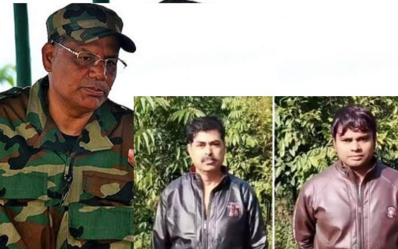 ulfa and two kuipo officer